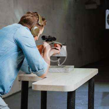 Tired of shooting at static targets at the range?